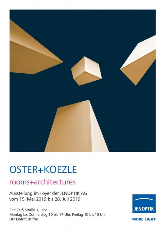 OSTER+KOEZLE rooms+architectures