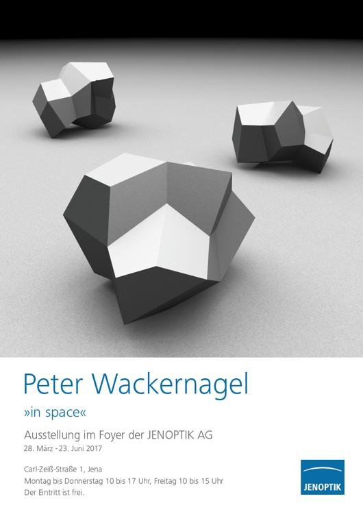 Image - IN SPACE - Peter Wackernagel (Jena/Dresden)